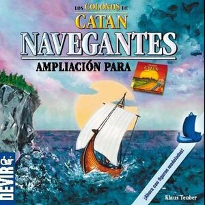 COLONOS DE CATAN NAVEGANTES