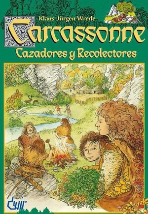 CARCASSONNE CAZADORES Y RECOLECTORES