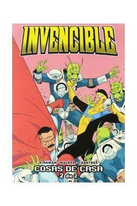 INVENCIBLE #02: COSAS DE CASA (2 DE 2)