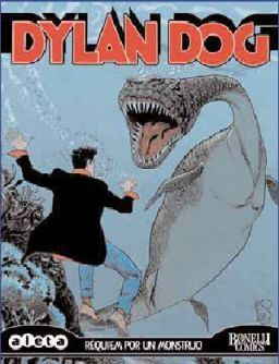DYLAN DOG #25 REQUIEM POR UN MONSTRUO