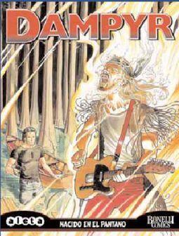 DAMPYR #15 NACIDO EN EL PANTANO