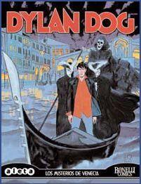 DYLAN DOG #26 LOS MISTERIOS DE VENECIA