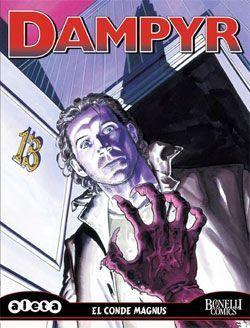 DAMPYR #17 EL CONDE MAGNUS