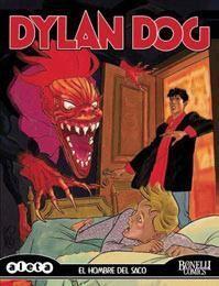 DYLAN DOG #28 EL HOMBRE DEL SACO