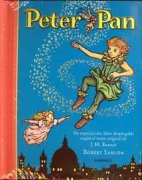 PETER PAN DESPLEGABLE