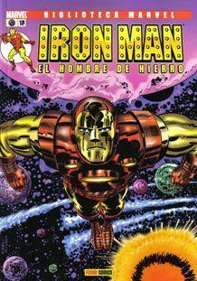 BIBLIOTECA MARVEL: IRON MAN #018