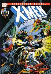 BIBLIOTECA MARVEL: X-MEN #004