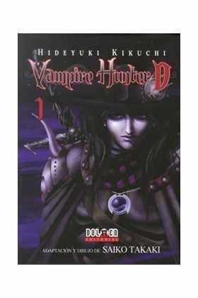 VAMPIRE HUNTER D #01