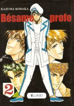 BESAME PROFE #02