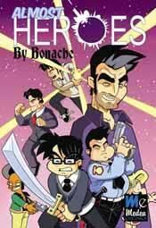 ALMOST HEROES #01