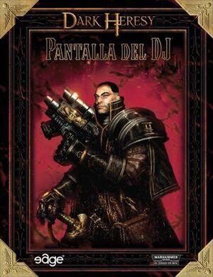 DARK HERESY. PANTALLA Y MANUAL DE REFERENCIA DEL DJ