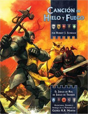 CANCION DE HIELO Y FUEGO JDR