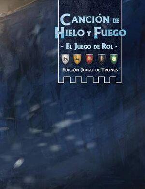 CANCION DE HIELO Y FUEGO JDR: PANTALLA (ED. REVISADA)