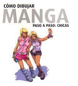 COMO DIBUJAR MANGA. PASO A PASO: CHICAS