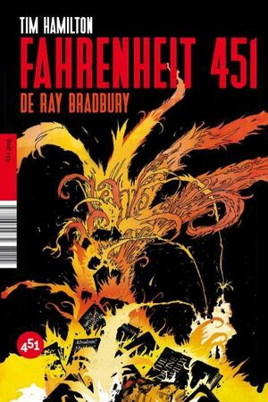 FAHRENHEIT 451 (COMIC)
