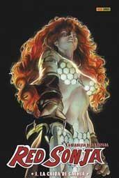 RED SONJA #01. LA CAIDA DE GATHIA