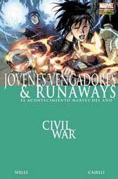 JOVENES VENGADORES / RUNAWAYS