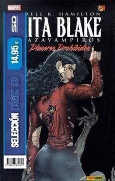 SELECCION COMIC SD 01 (ANITA BLAKE + EXPEDIENTE X)