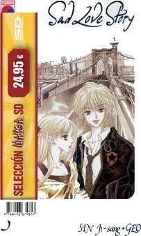 SELECCION MANGA SD 02 (SAD LOVE STORY VOLS 1 A 5)