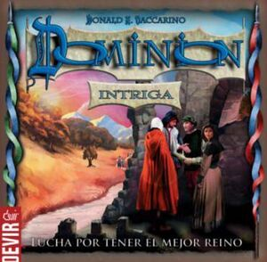 DOMINION: INTRIGA