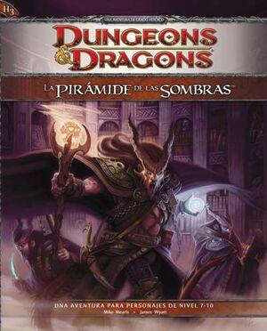 DD4: LA PIRAMIDE DE LAS SOMBRAS