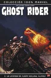 GHOST RIDER #02. LA LEYENDA DE SLEEPY HOLLOW, ILLINOIS