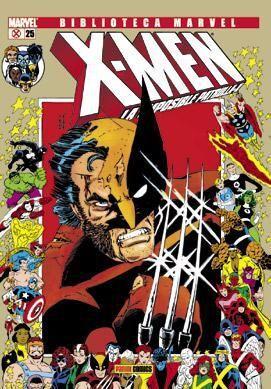 BIBLIOTECA MARVEL: X-MEN #025