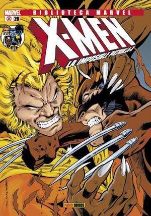 BIBLIOTECA MARVEL: X-MEN #026
