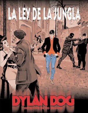 DYLAN DOG: LA LEY DE LA JUNGLA