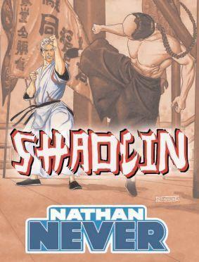 NATHAN NEVER: SHAOLIN