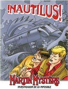 MARTIN MYSTERE: NAUTILUS