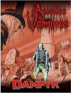 DAMPYR: ASESINOS DE VAMPIROS