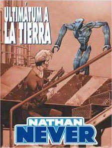 NATHAN NEVER: ULTIMATUM A LA TIERRA