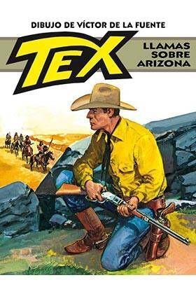 TEX: LLAMAS SOBRE ARIZONA