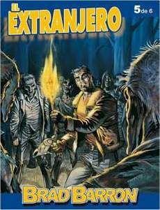 BRAD BARRON #05: EL EXTRANJERO