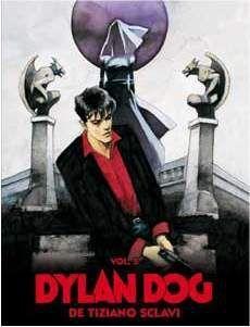 DYLAN DOG DE TIZIANO SCLAVI VOL. 05