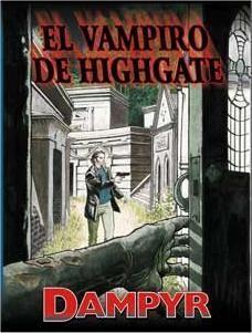 DAMPYR: EL VAMPIRO DE HIGHGATE