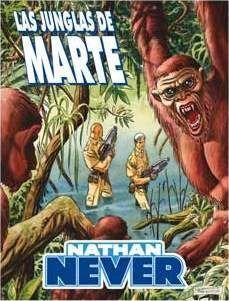 NATHAN NEVER: LAS JUNGLAS DE MARTE
