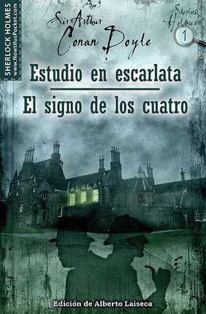 ESTUDIO EN ESCARLATA / EL SIGNO DE LOS CUATRO