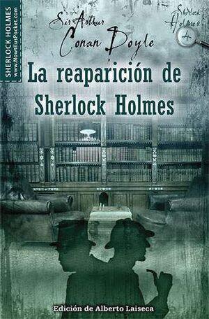 LA REAPARICION DE SHERLOCK HOLMES