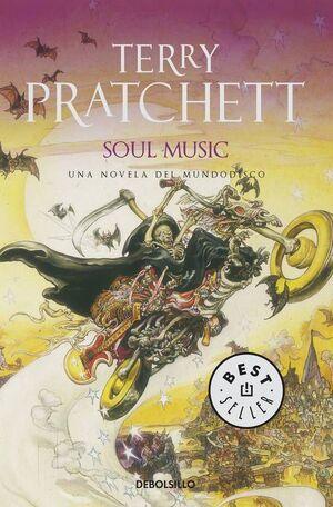 TERRY PRATCHETT: SOUL MUSIC