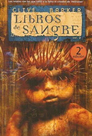 LIBROS DE SANGRE VOL.2