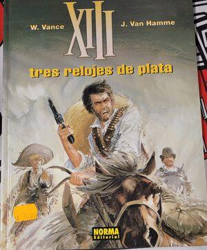 SALDO - XIII #11. TRES RELOJES DE PLATA