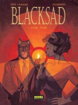 BLACKSAD #03. ALMA ROJA