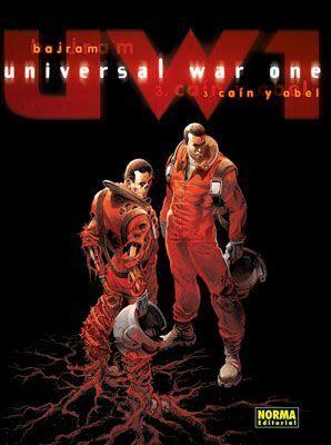 UNIVERSAL WAR ONE #03. CAIN Y ABEL