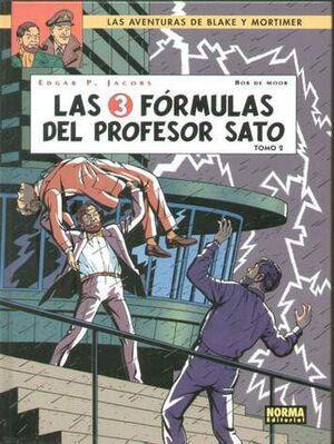 BLAKE Y MORTIMER #12. LAS 3 FORMULAS DEL PROFESOR SATO