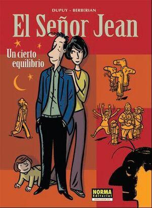EL SEÑOR JEAN #07. UN CIERTO EQUILIBRIO