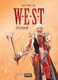 WEST #04. EL ESTADO 46