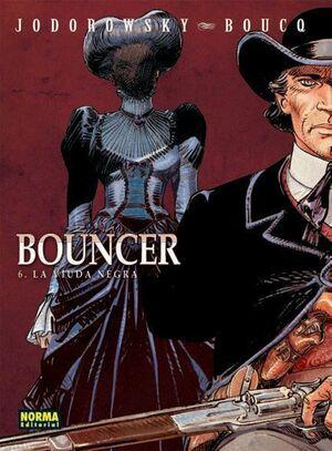 BOUNCER #06. LA VIUDA NEGRA