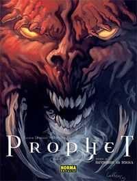 PROPHET #02. INFERNUM IN TERRA (NORMA EDITORIAL)